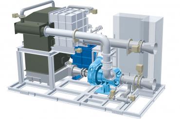 株式会社前川製作所の空気冷凍システム「パスカルエア」