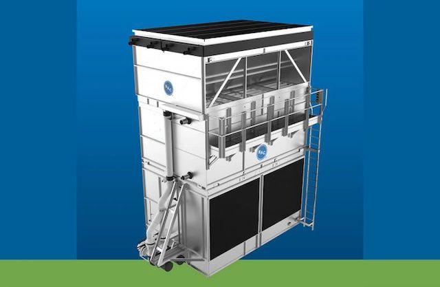 BACの新製品「HXV Hybrid Cooler」