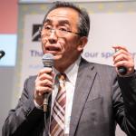株式会社前川製作所 アドバンスドシステム部門 食品熱エネルギーチーム 江原 誠氏(写真は「ATMOsphere Japan 2020」のもの)