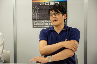 一般社団法人 日本冷凍空調工業会 技術部 参事 長谷川 一広氏(写真は2019年取材時のもの)