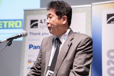 メトロ キャッシュ アンド キャリー ジャパン株式会社 マネジメント本部 アセットマネジメント部マネージャー 船守 健司氏(写真は「ATMOsphere Japan 2020」)