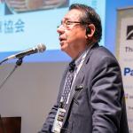 一般社団法人 日本冷蔵倉庫協会 環境安全委員会副委員長 小金丸 滋勝氏(写真は「ATMOsphere Japan 2020」のもの)