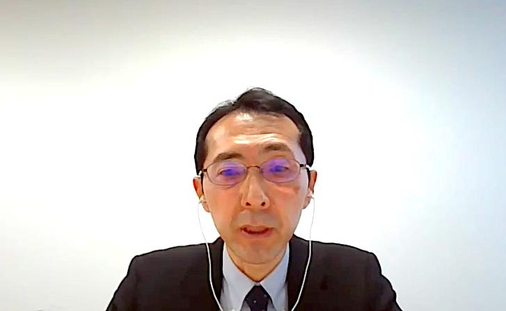 中外製薬株式会社 サステナビリティ推進部長 山田 茂裕氏