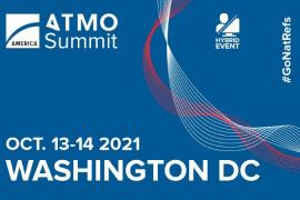 「ATMOsphere America 2021」が2021年10月13〜14日で開催