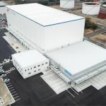 マルハニチロ物流株式会社の名古屋物流センター