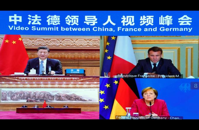 中国の習近平国家主席が4月16日にキガリ改正批准をバーチャル・サミットで発表