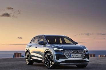 AUDIの電動SUV、CO2ヒートポンプで航続距離向上