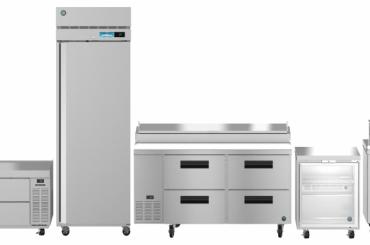 ホシザキのSteelheart業務用厨房冷凍シリーズ