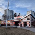 スウェーデン・ヨーテボリのICA Sweden ハーガ店