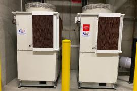 Hussmann、オーストラリアで初めてCO2コンデンシングユニットを設置