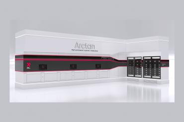 クリック&コレクト・ロッカー「Arctan」