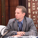 EC 気候行動総局(DG CLIMA) 政策アナリスト アルノ・カシュル氏