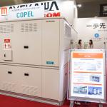 「FOOMA JAPAN 2021」に展示された、株式会社前川製作所の「COPEL」中型モデル