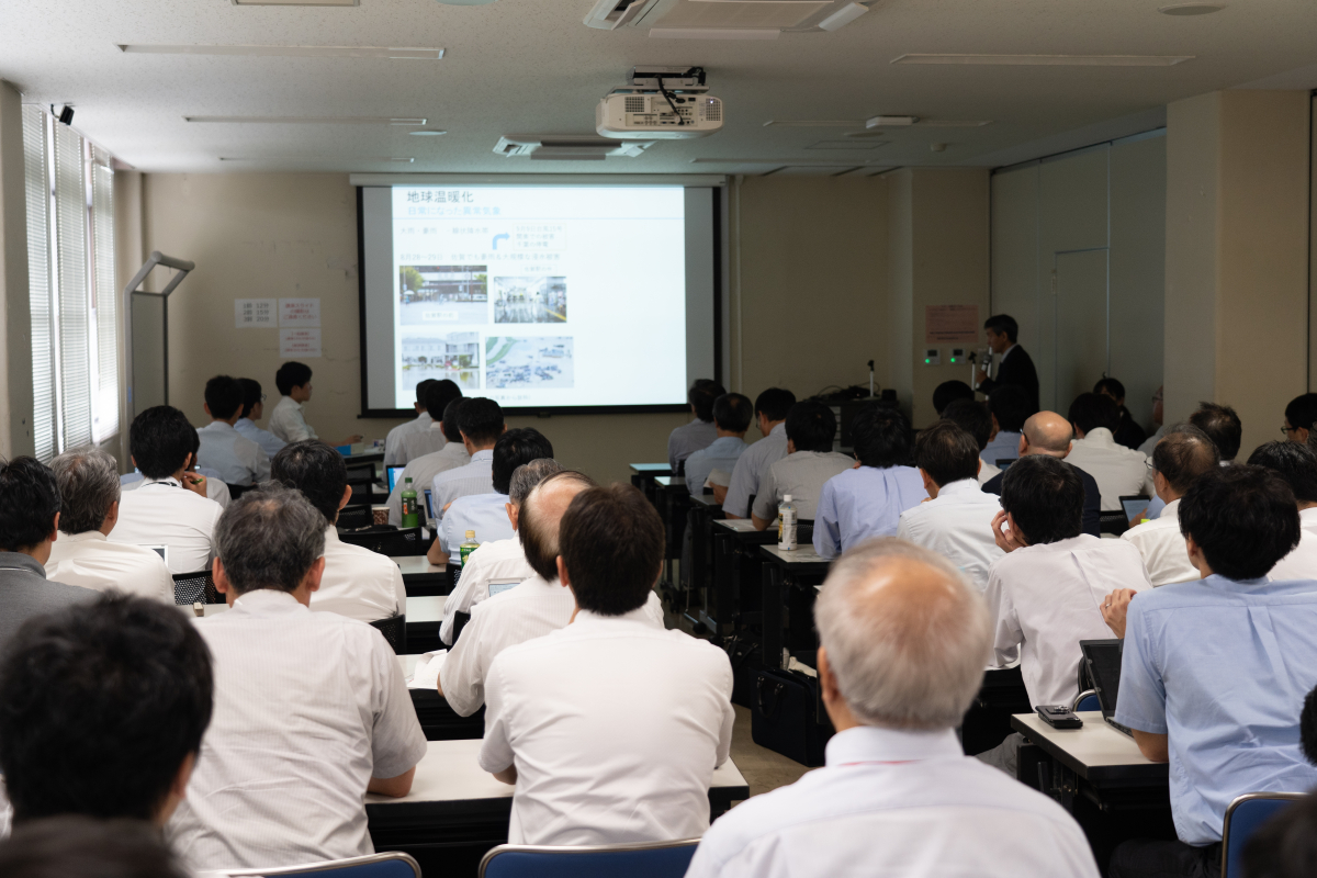 公益財団法人-日本冷凍学会(写真:2019年度年次総会の様子)