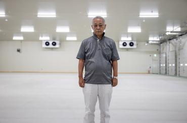 エンデバー株式会社 管理部 部長 田中 英治氏